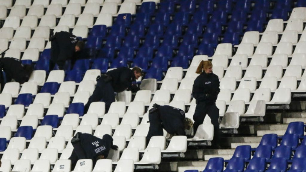 Por 'objeto suspeito', polícia cancela amistoso Alemanha x Holanda ...
