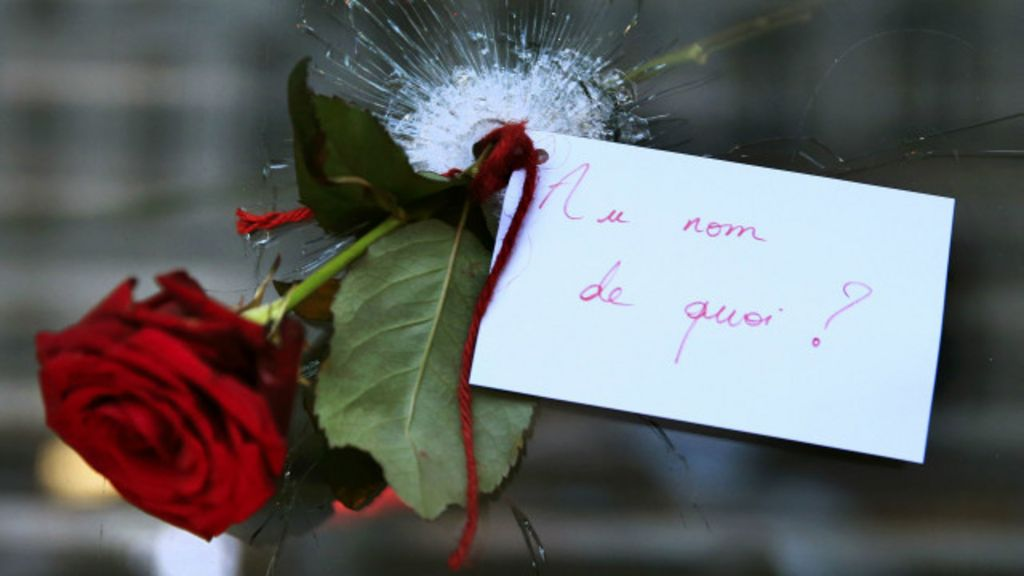 Por que em toda tragédia surgem heróis anônimos? - BBC Brasil
