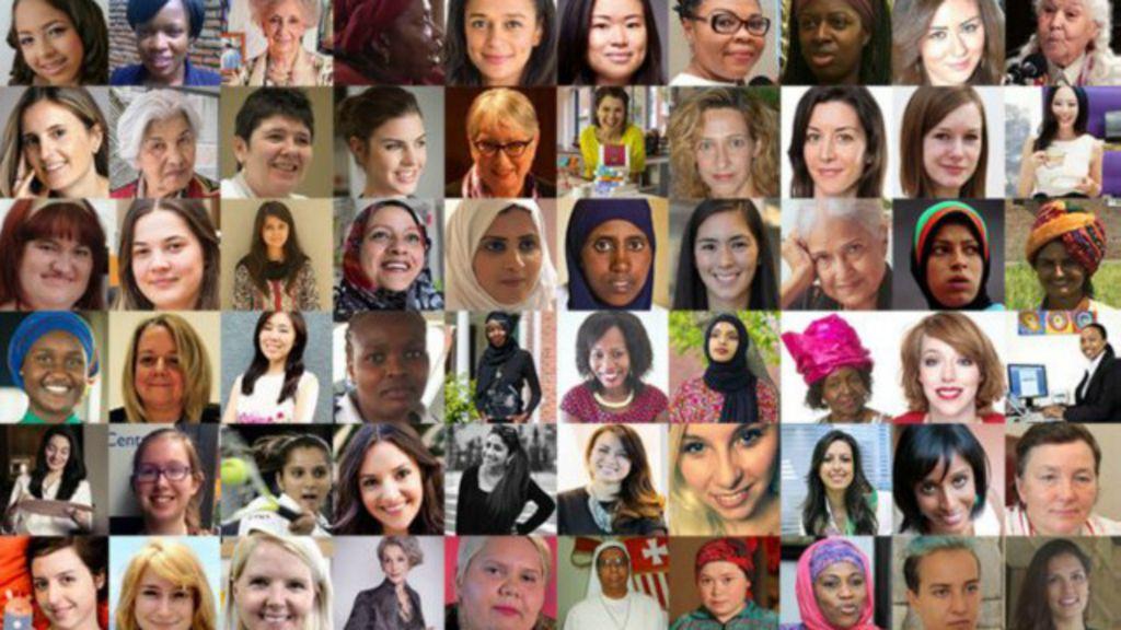 Série da BBC elege 100 mulheres de destaque no mundo; 2 ...