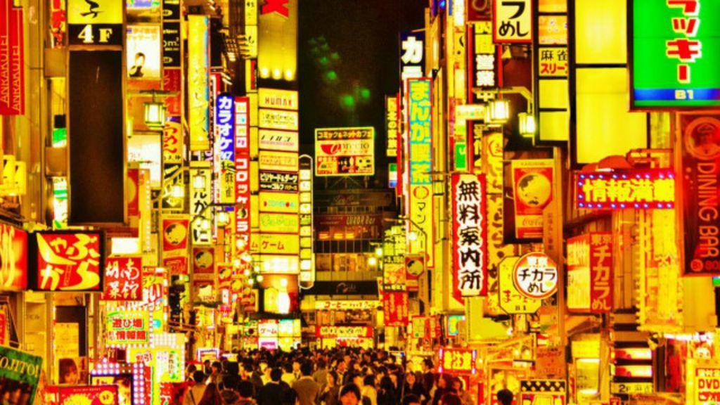 Tóquio, a metrópole onde sim pode significar não - BBC Brasil