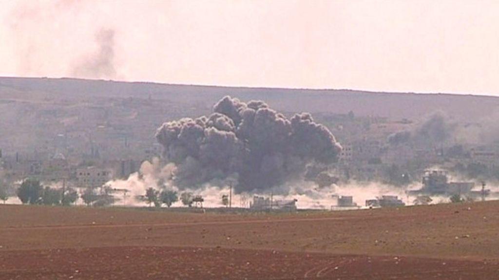 ' Chuva de bombas' é suficiente na luta contra o 'Estado Islâmico ...