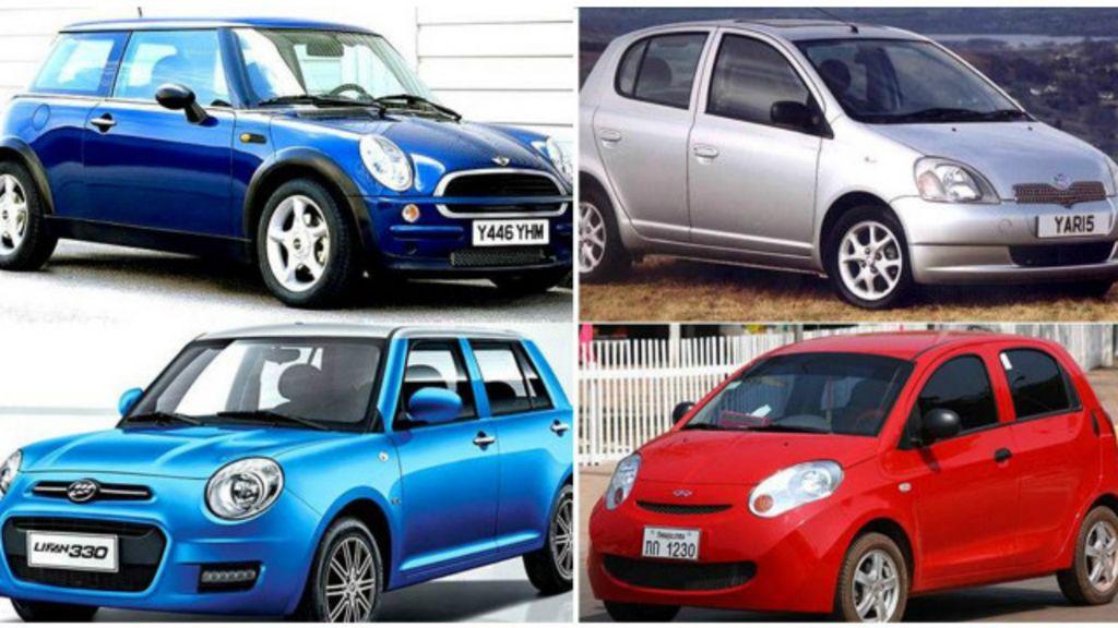 Imitação? 5 cópias de carros mais óbvias e curiosas da China ...