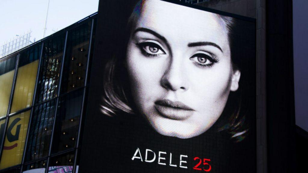 Por que Adele não permite que seu disco seja ouvido nos serviços ...