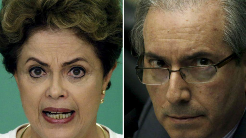 ' Brasília se tornou versão tropical de Jogos Vorazes', diz 'FT' - BBC ...