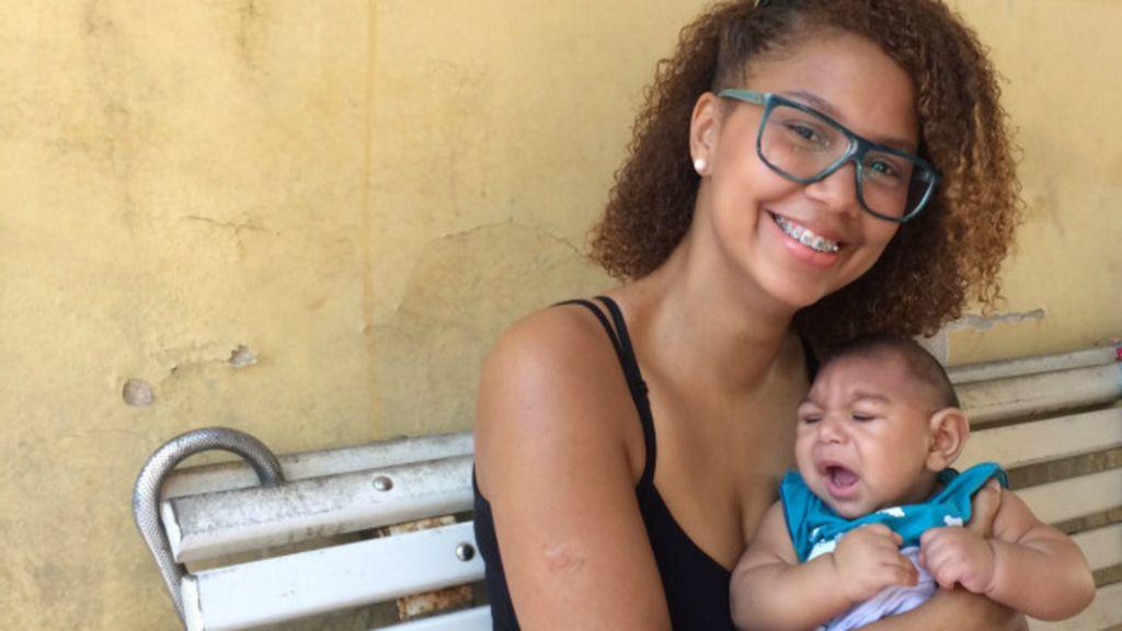 'Meu sonho é ele chegar à faculdade', diz mãe de bebê com ...