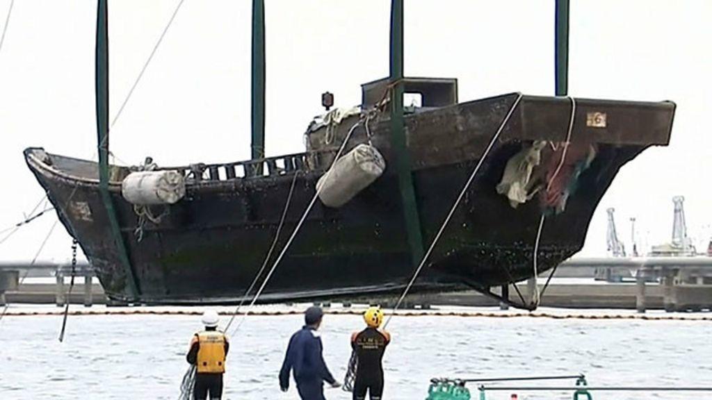 Mistério de 'barcos-fantasma' norte-coreanos com corpos em ...
