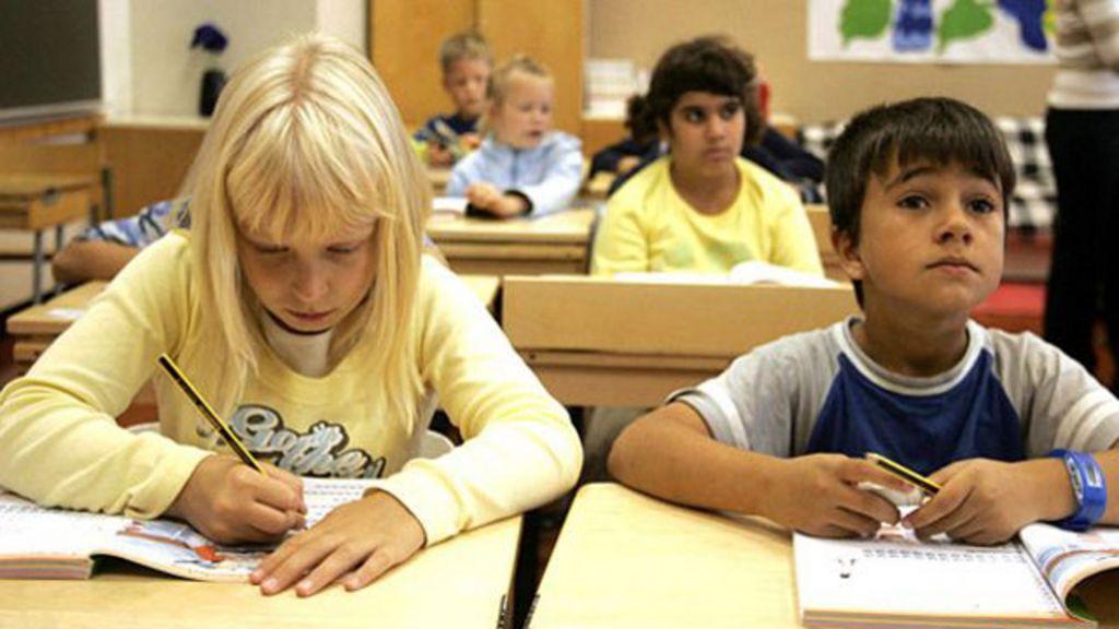 'um dos melhores sistemas de educação do mundo'?