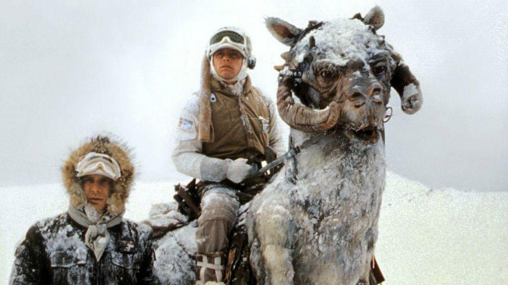 Os monstros de 'Guerra nas Estrelas' parecidos com animais da ...
