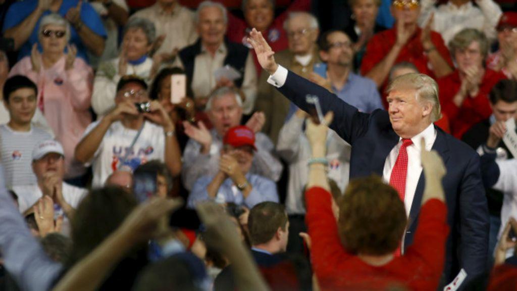 Donald Trump tem chances de se tornar presidente dos Estados ...