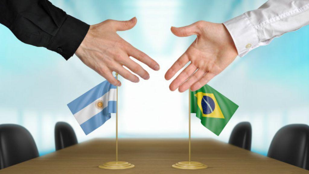 Com Macri, Brasil e Argentina tentam 'fazer as pazes' na economia ...