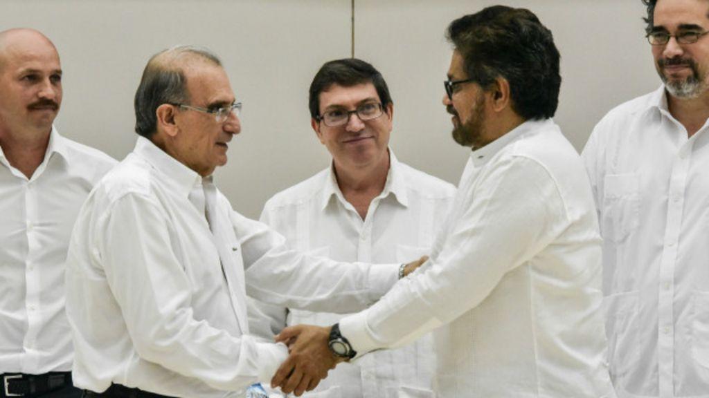 Colombia: gobierno y las FARC solicitarán misión de la ONU para ...