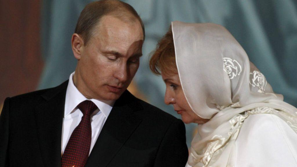 O mistério em torno da vida privada de Vladimir Putin - BBC Brasil