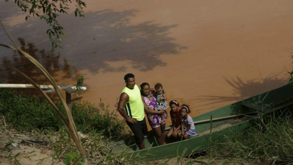 O que já se sabe sobre o impacto da lama de Mariana? - BBC Brasil
