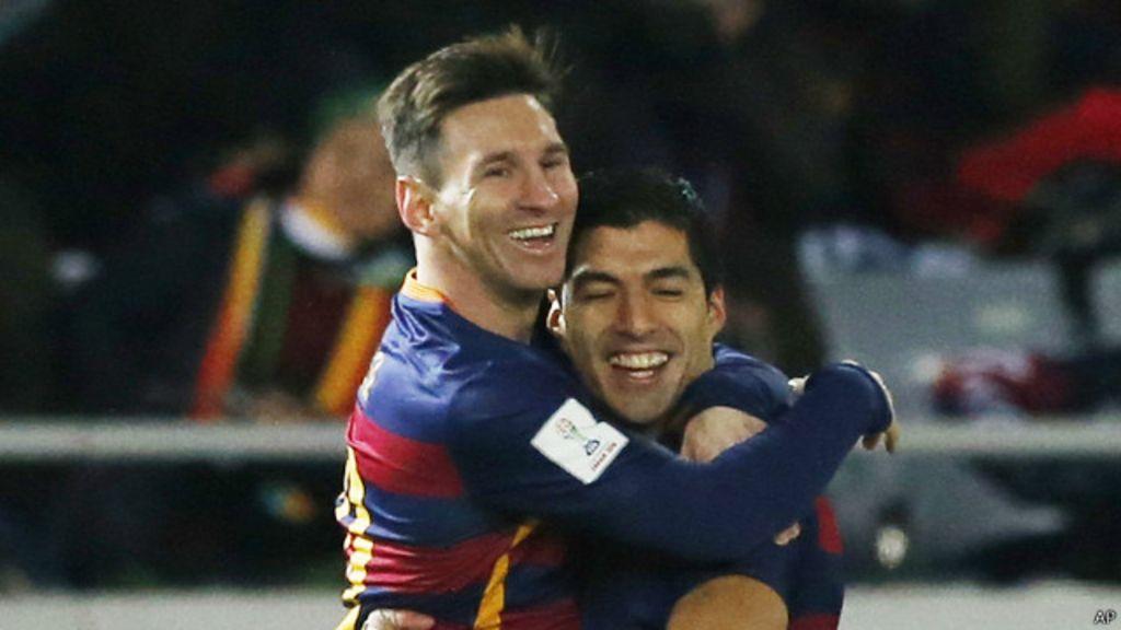 Barça derrota 3-0 a River y se alza como campeón mundial de clubes