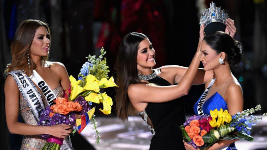 El embarazoso error que empañó la final del concurso Miss ...