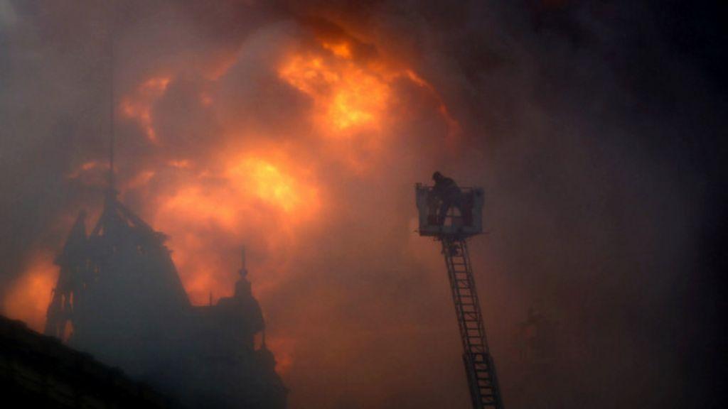 Confira 10 museus atingidos por incêndios no mundo - BBC Brasil