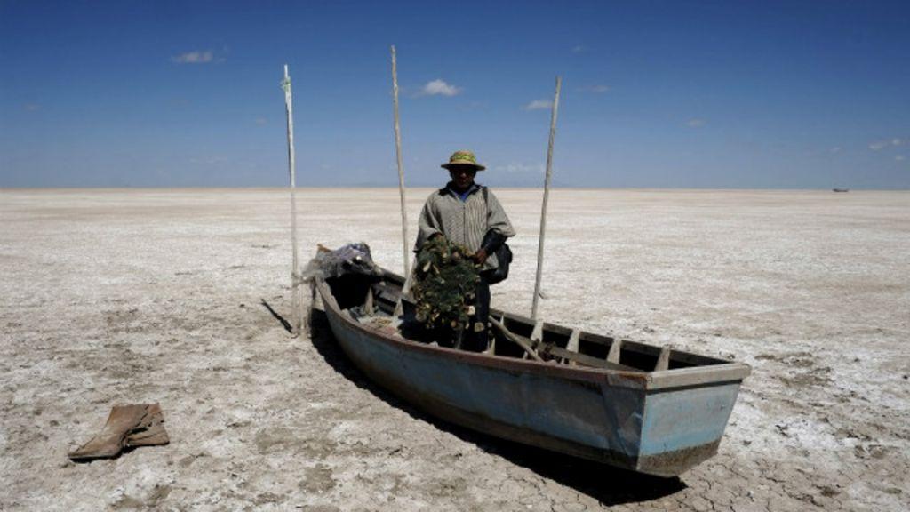 Como o segundo maior lago da Bolívia desapareceu? - BBC Brasil