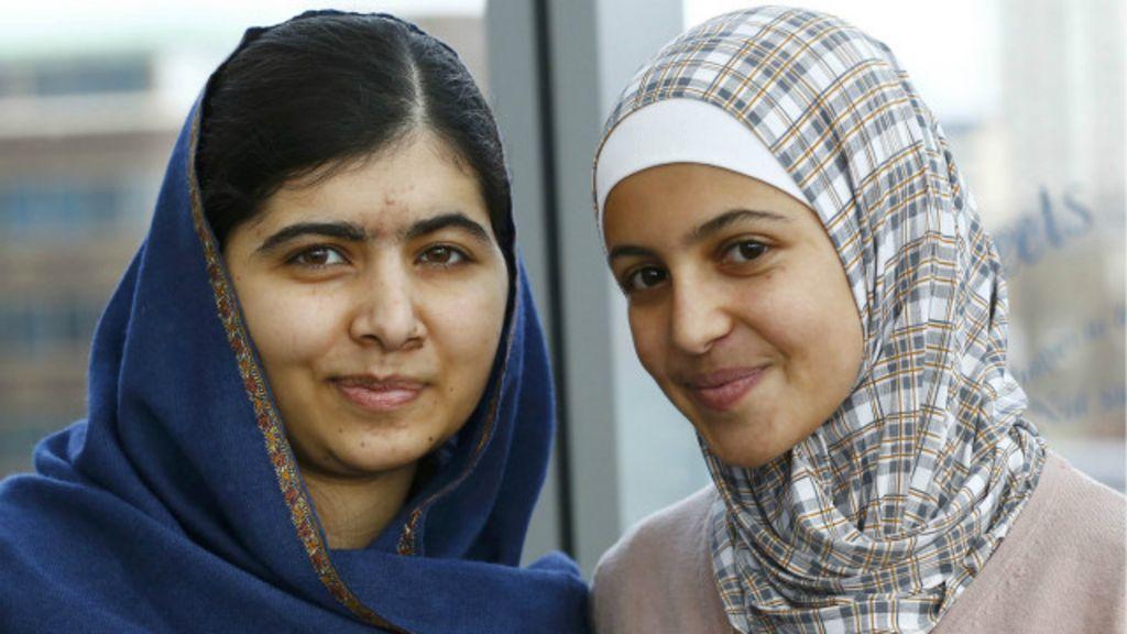 Como 'Malalas' se uniram na luta pela educação de meninas sírias ...