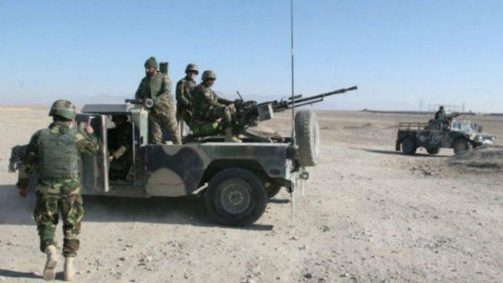 Afganistan Taliban komutanını 50 askeriyle öldürdük