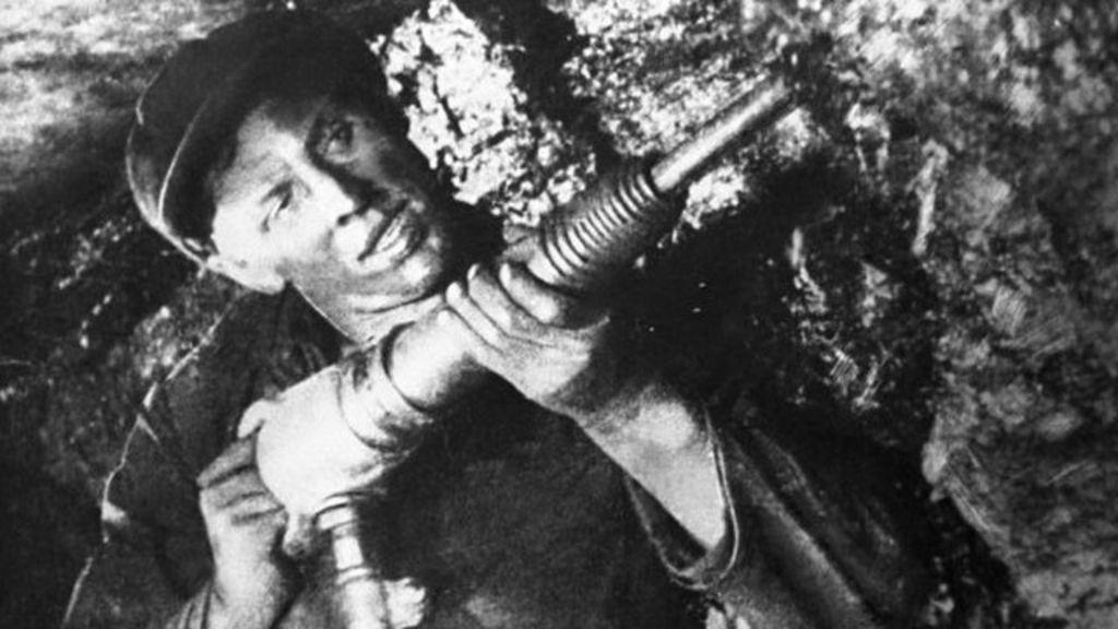 A história por trás de um rosto: O mineiro que virou garoto ...