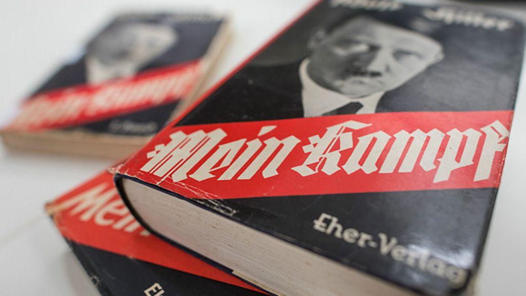 Direitos sobre 'Mein Kampf' expiram e manifesto de Hitler será ...
