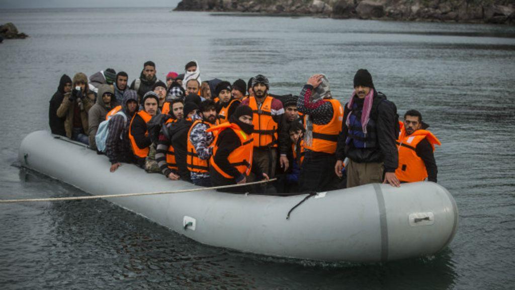Gravação expõe tráfico humano na rota Turquia-Europa: 'Já mandei ...