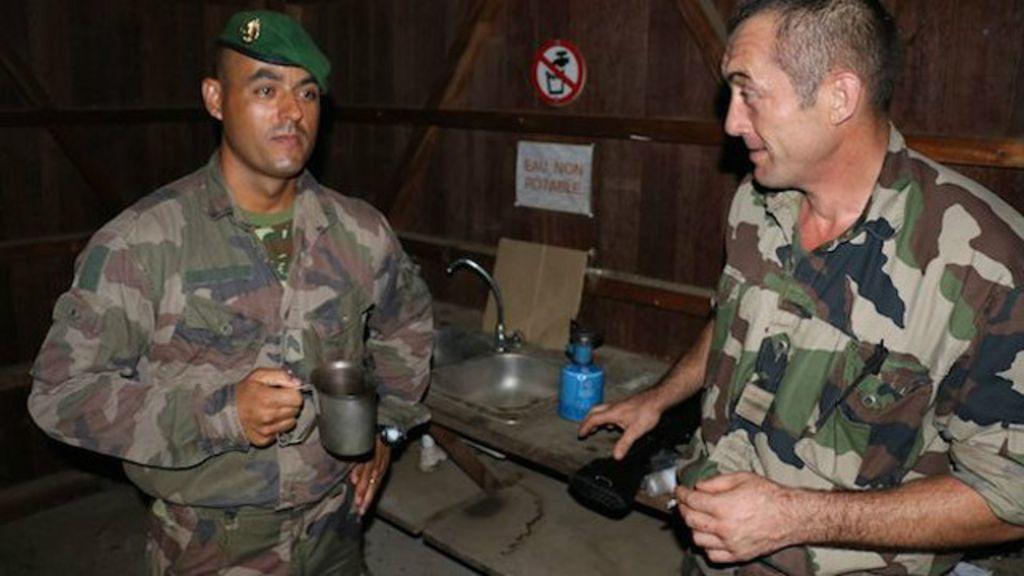 Brasileiro treina na Amazônia com Legião Estrangeira: 'Quero lutar ...
