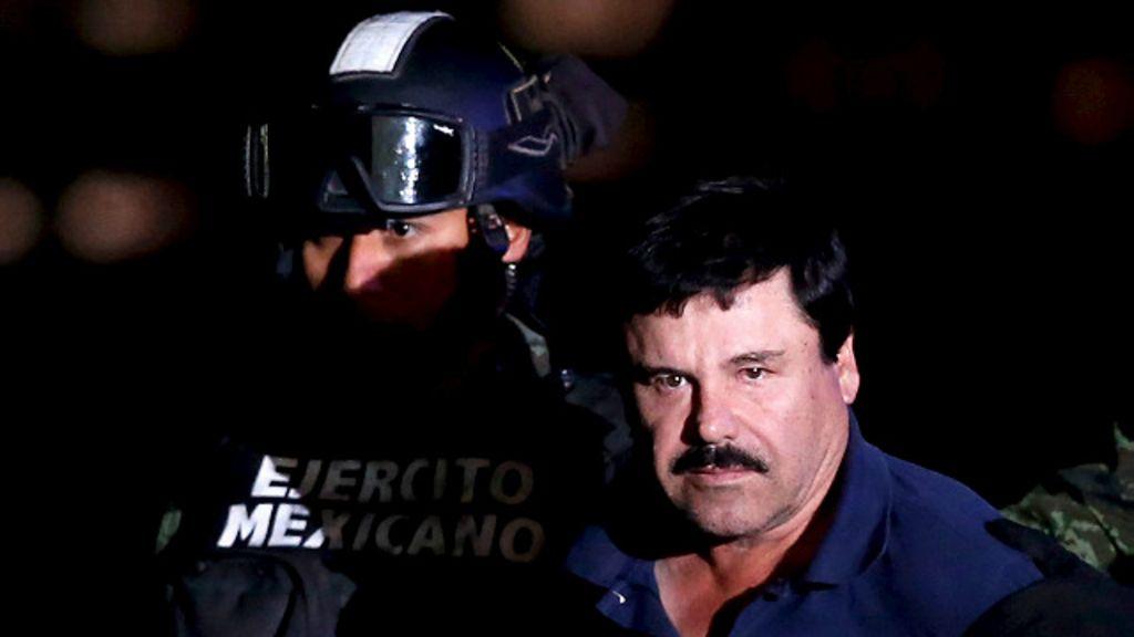 Como foi a operação que recapturou 'El Chapo', um dos traficantes ...