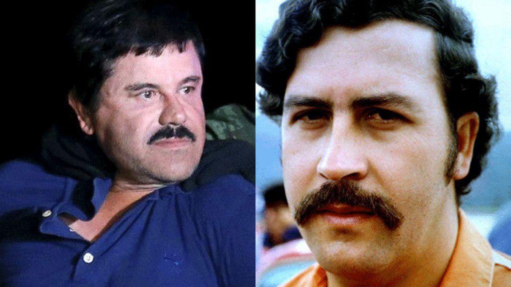 'El Chapo' é o novo Pablo Escobar? - BBC Brasil