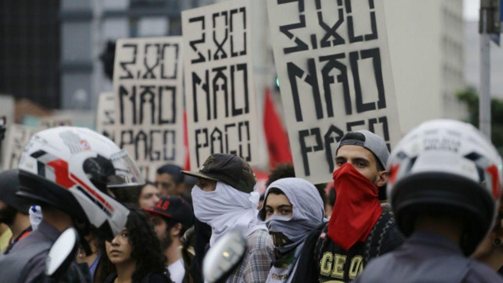 Polícia x manifestantes: autoridades podem definir onde e quando ...
