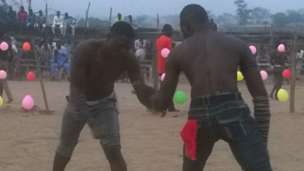 Autan Faya ya buge Shagon Bahagon Musa - BBC Hausa