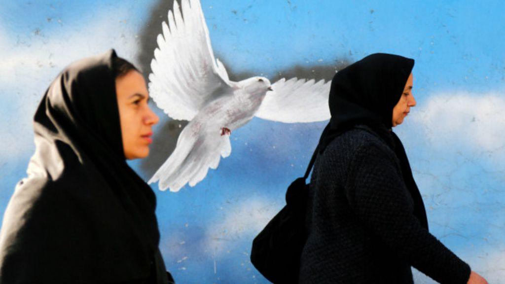 O que o Irã tem a ganhar com fim de sanções internacionais - BBC ...