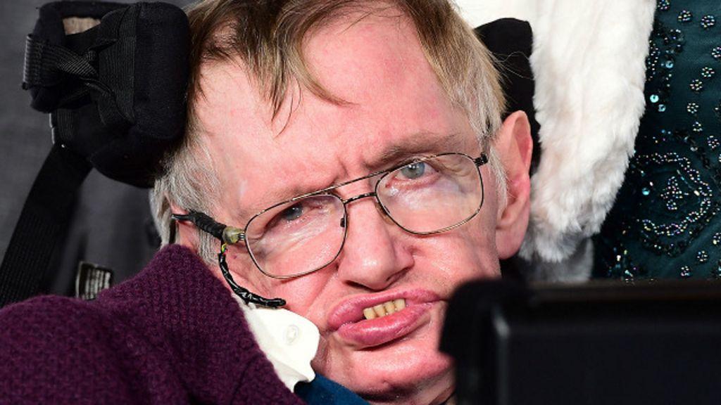 Quatro cenários de ' fim do mundo' previstos por Stephen Hawking ...