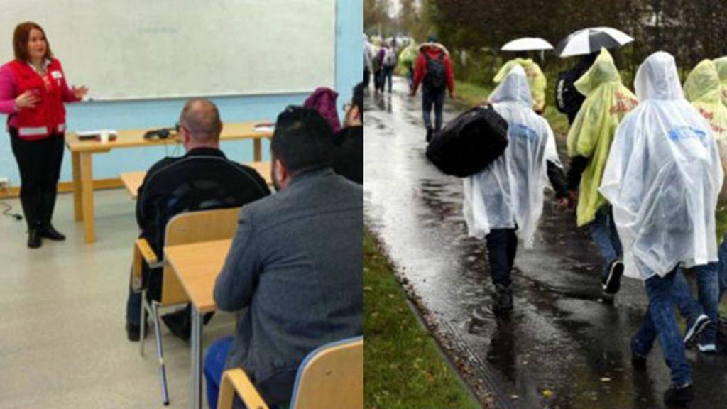 Ataques sexuais levam Finlândia a oferecer aulas a imigrantes ...