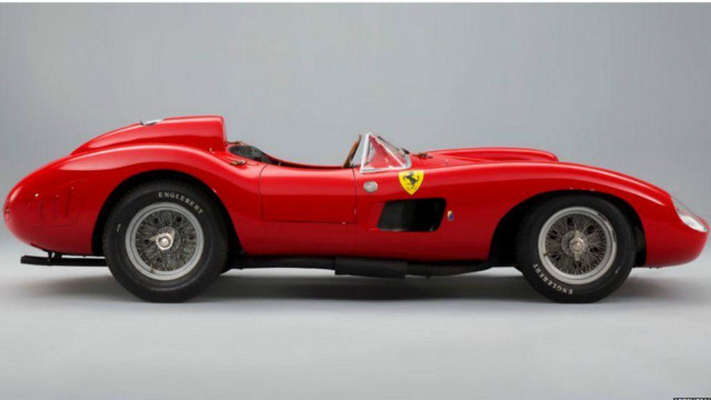 Ferrari clássica vai a leilão e pode se tornar carro mais caro já ...