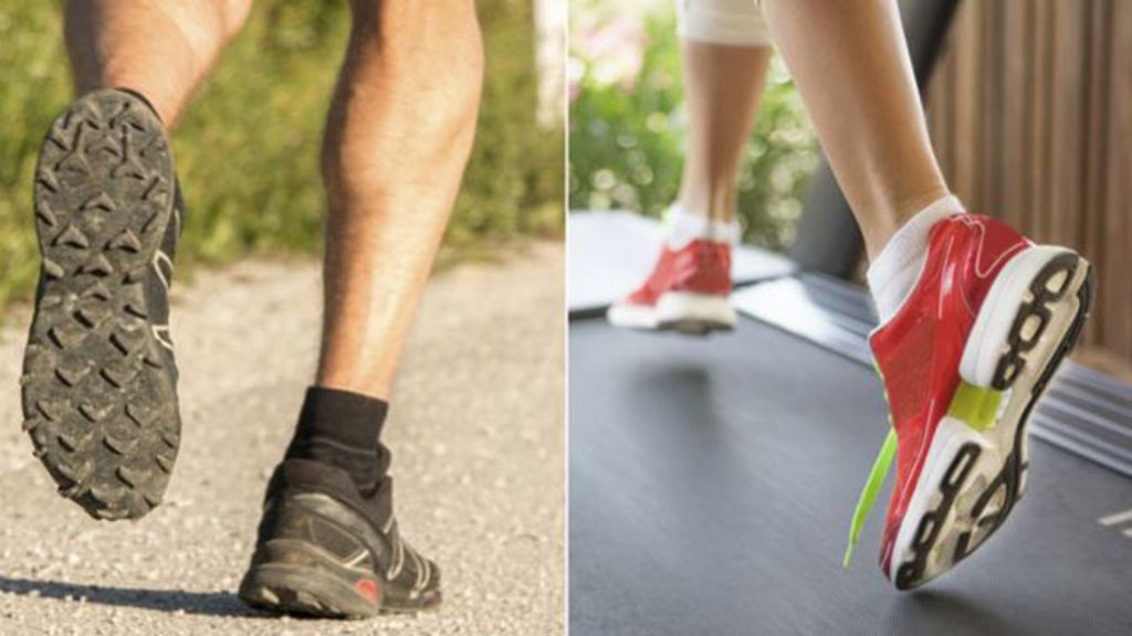 Ciência responde: é melhor correr na esteira ou ao ar livre? - BBC ...