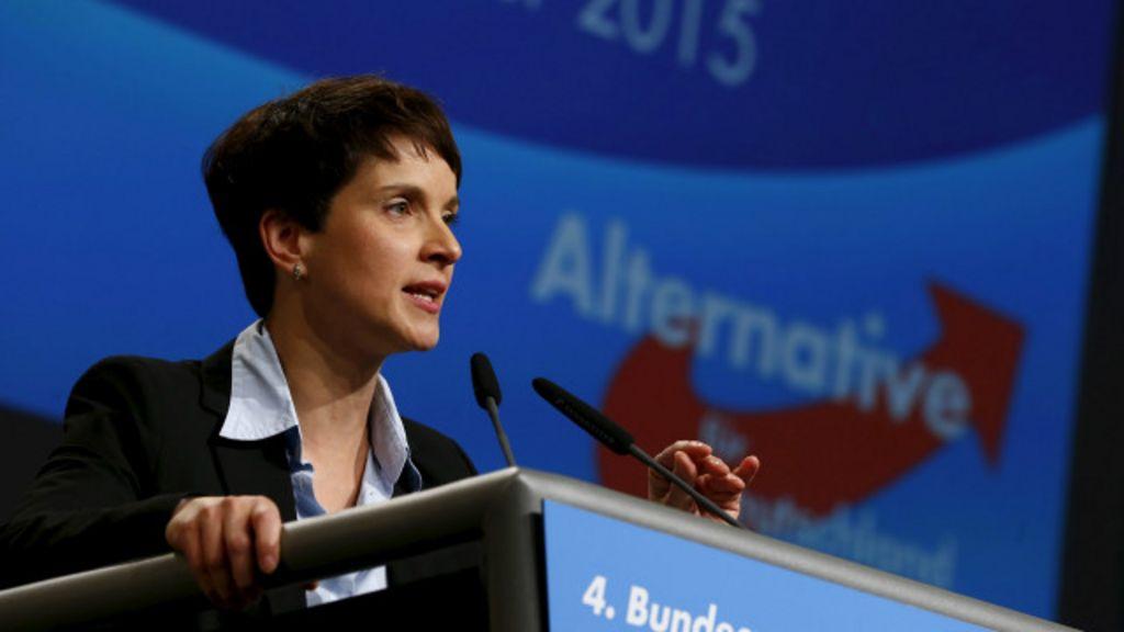 Política alemã defende que polícia atire em imigrantes 'se necessário'