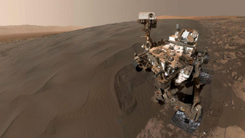 Vídeo da Nasa mostra vista de Marte em 360 graus - BBC Brasil