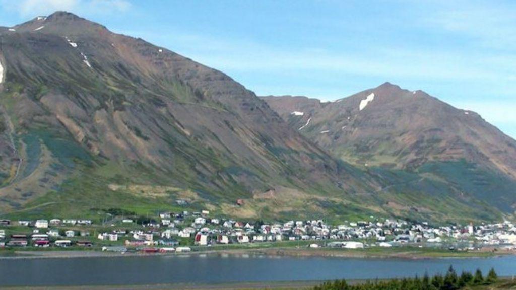 Erro de digitação faz turista parar a seis horas de destino na Islândia
