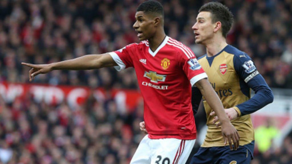 Rashford ne ya sa aka doke Arsenal - BBC Hausa 2016-02-28 21:01