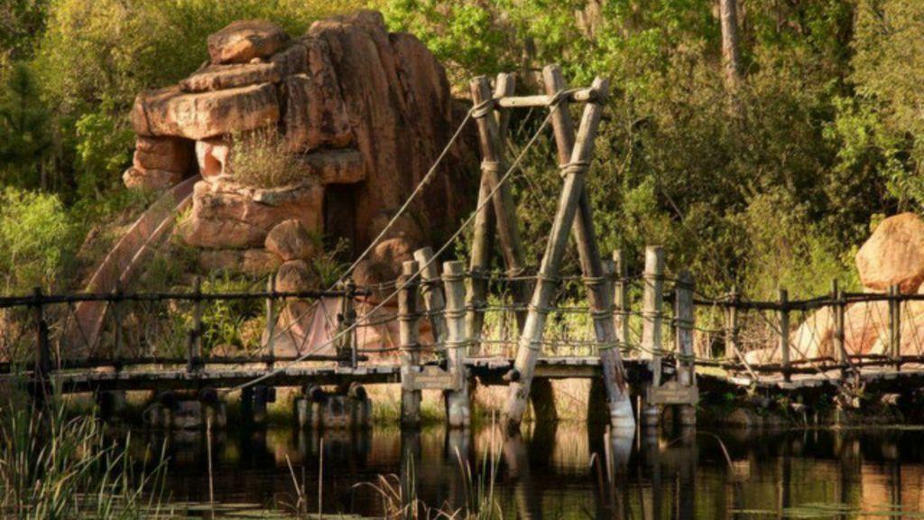 Discovery Island Y River Country Abandonados