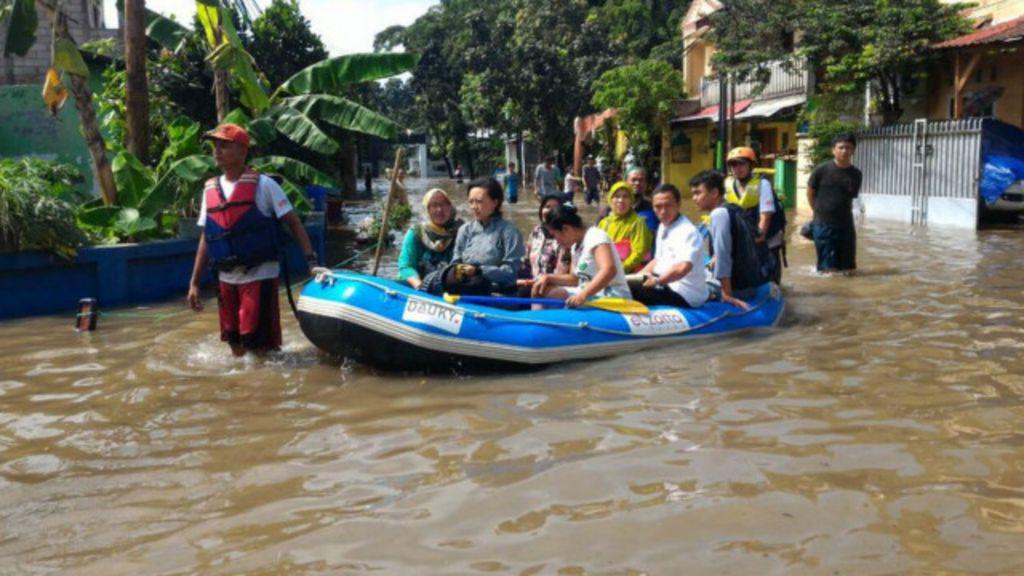 Image Result For Berita Banjir Jakarta