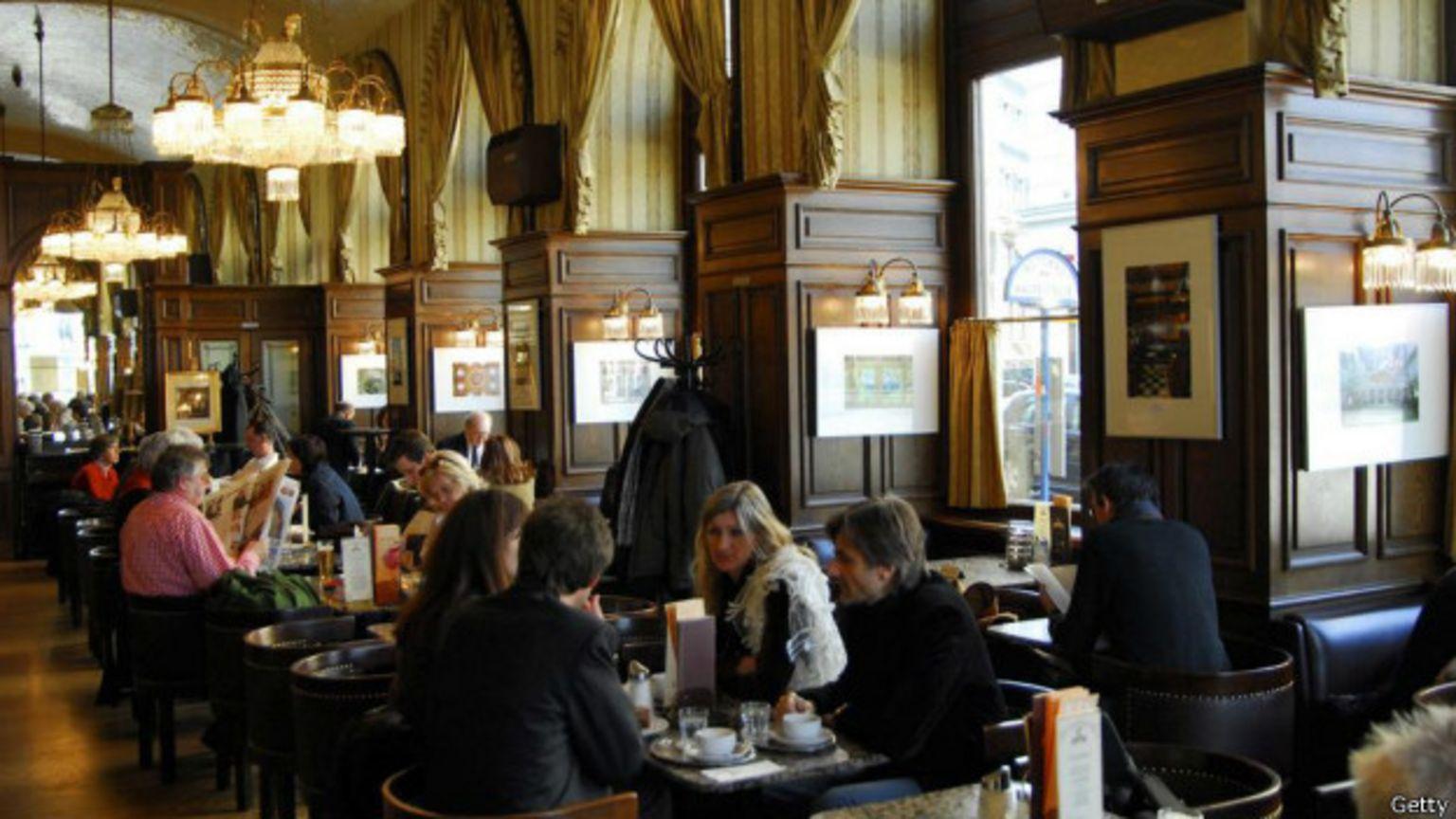 Café Schwarzenberg, em Viena