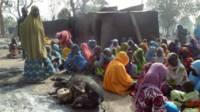 Harin Boko Haram a garin Dalori a jihar Borno