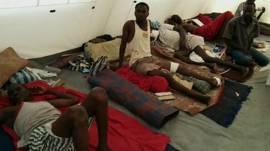 Refugiados y enfermos en Sudán del Sur