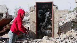 Gaza pintura