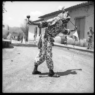 Diablos danzantes de Yare, 1951.