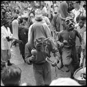 Diablos de Yare, 1951.