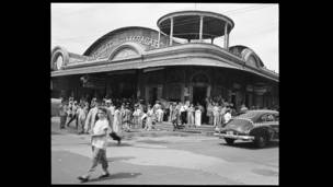 Maracaibo, estado Zulia, 1951.