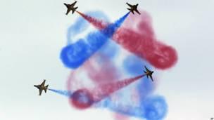 Tim pasukan Angkatan Udara Korea Selatan, AP
